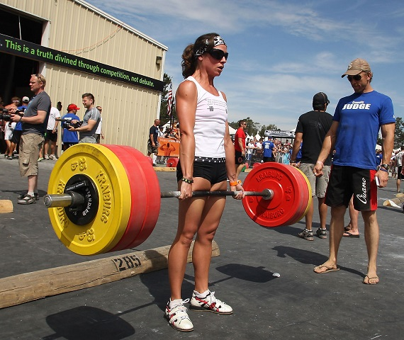 Jolie-Deadlift