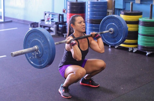 jamie-hagiya-crossfit-front-squat